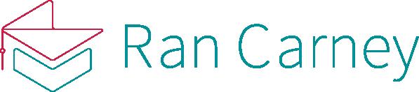 רן קרני - לימוד אנגלית | לוגו