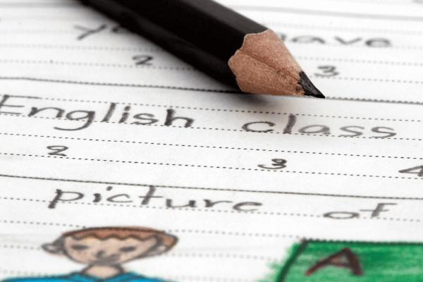 מבחנים באנגלית