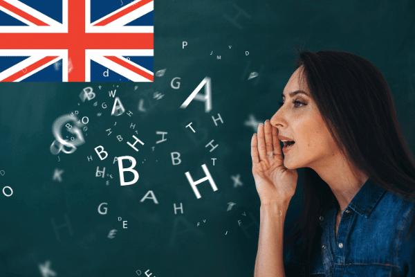 דיבור באנגלית
