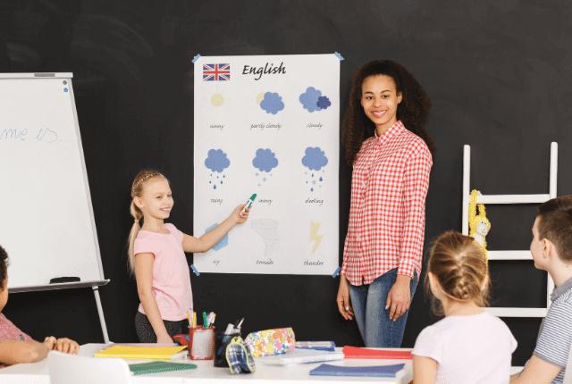 אנגלית לכיתה ו' דקדוק